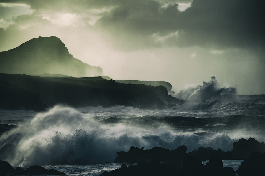 Sea by Rui Caria on 500px.com