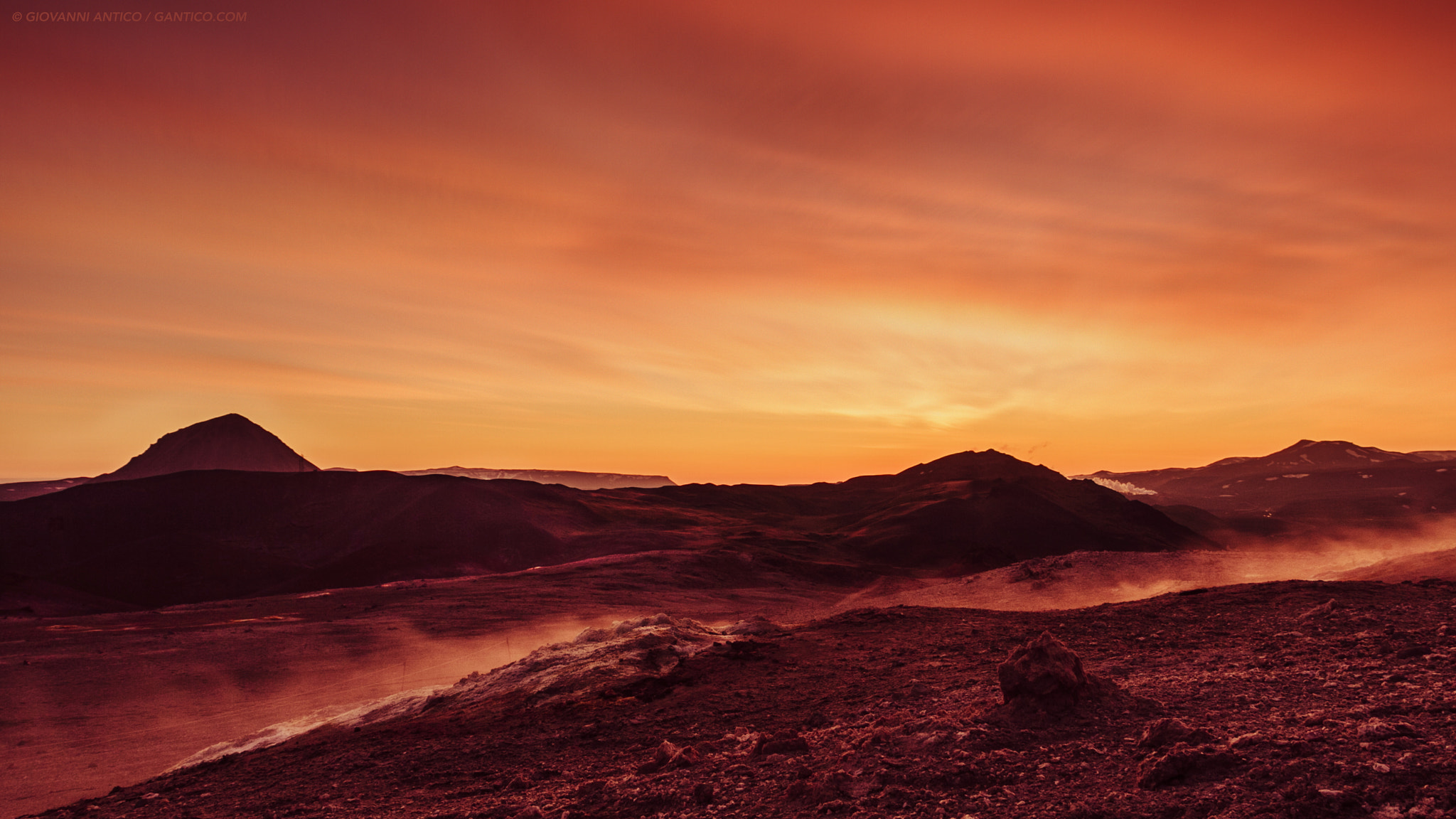 Photograph Life on Mars by Giovanni Antico on 500px