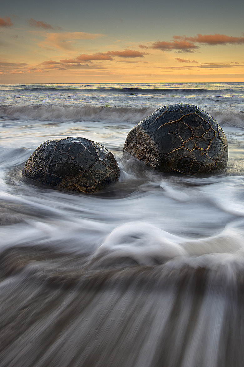 Photograph Unity - Moeraki Boulders by Rob Lafreniere on 500px