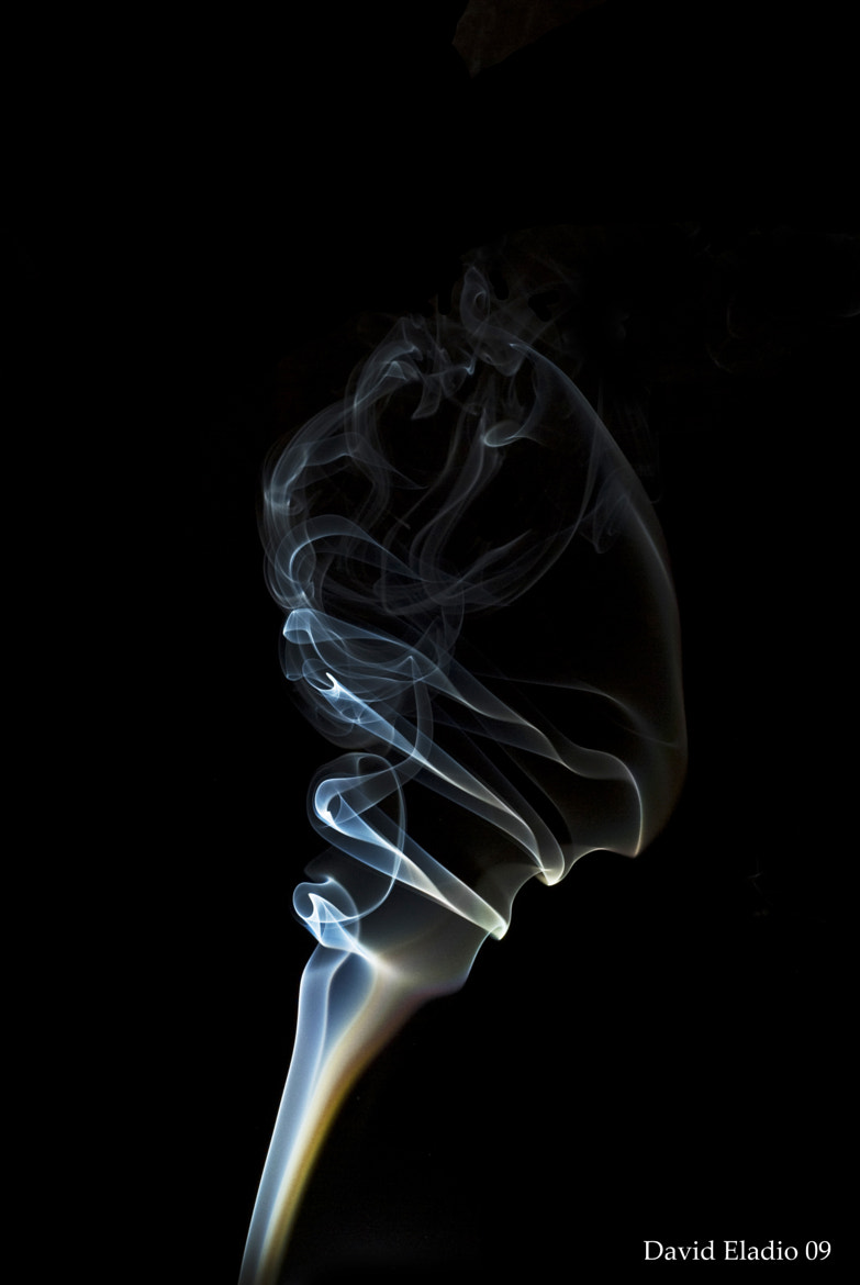 Photograph Smoke I by David Eladio García Ontañón on 500px