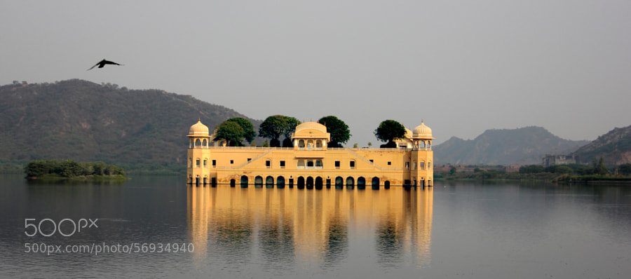 Photograph LAKE PALACE by Sangamesh Hugar on 500px