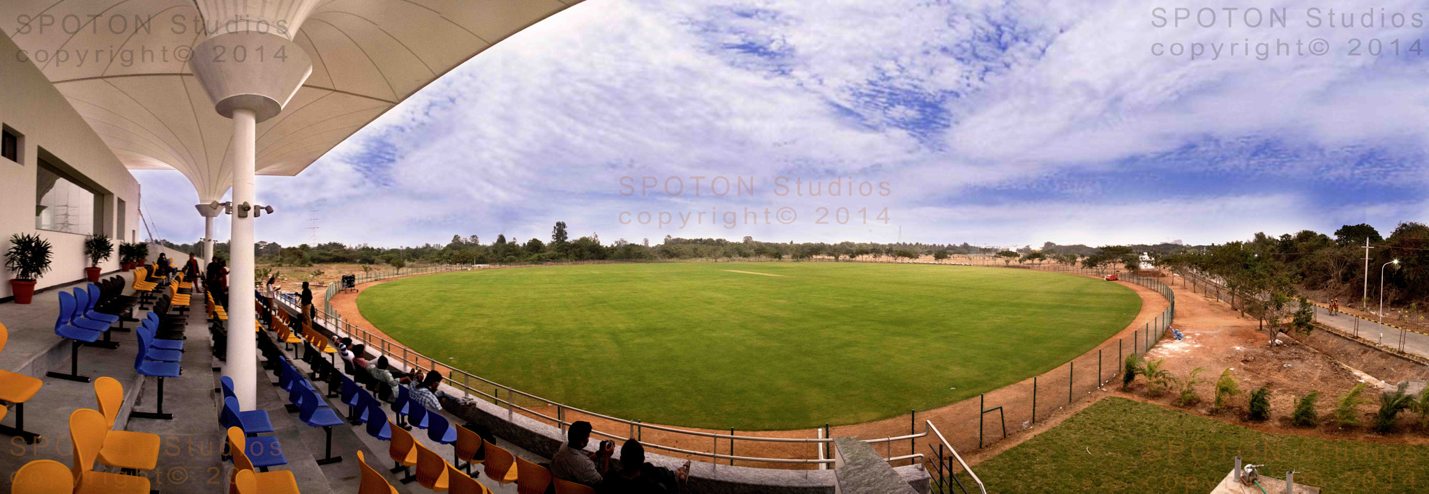 Ssn Engineering College Cricket Ground By Sudharsan