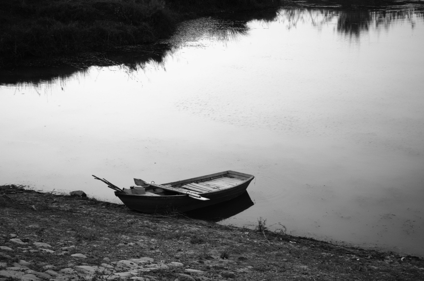 Photograph Abandoned boat by Parampreet Dhatt on 500px