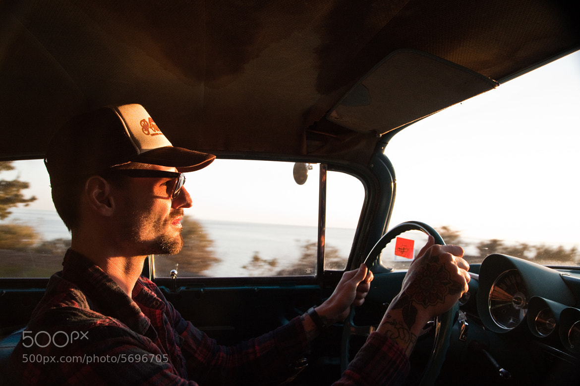 Photograph Driving The 1 by David Bouchat on 500px