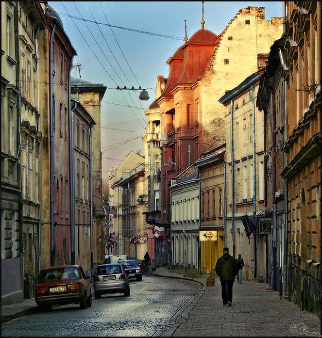 Photograph Morning, Lviv by Alla  Lora on 500px