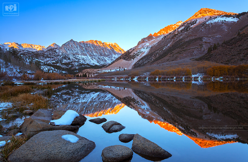 Photograph Morning at North Lake by Nhut Pham on 500px