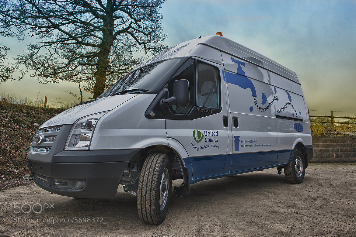 Photograph Transit Van by Neil Harsant on 500px