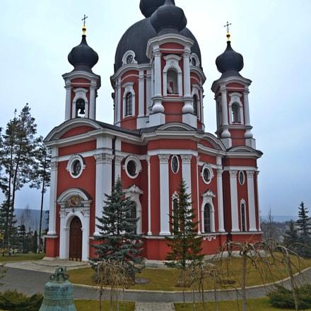 Golden monastery