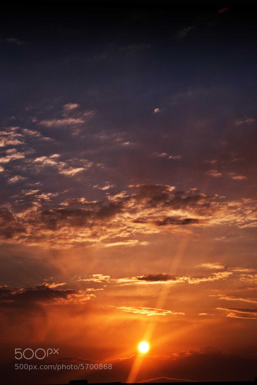 Photograph deep sun by ben birdsall on 500px