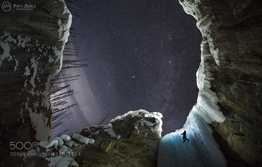 Photograph Ice Dreams by Paul Zizka on 500px