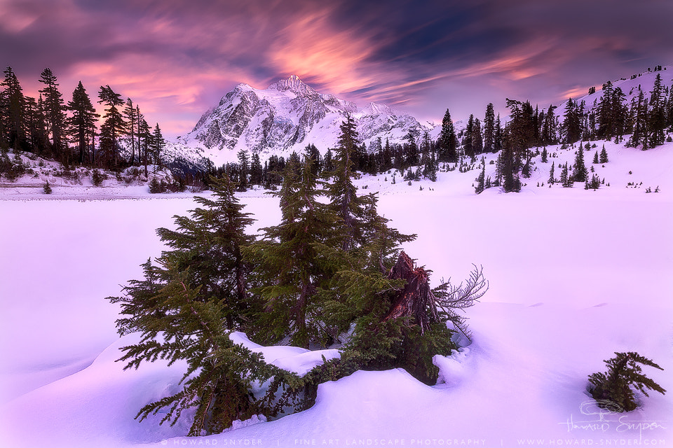 Photograph Fire In The Sky by Howard Snyder on 500px
