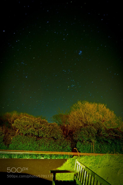 Photograph stary night by ben birdsall on 500px