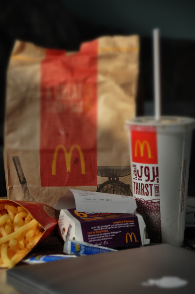 Photograph I'm Lovin' It  by Roudha M on 500px