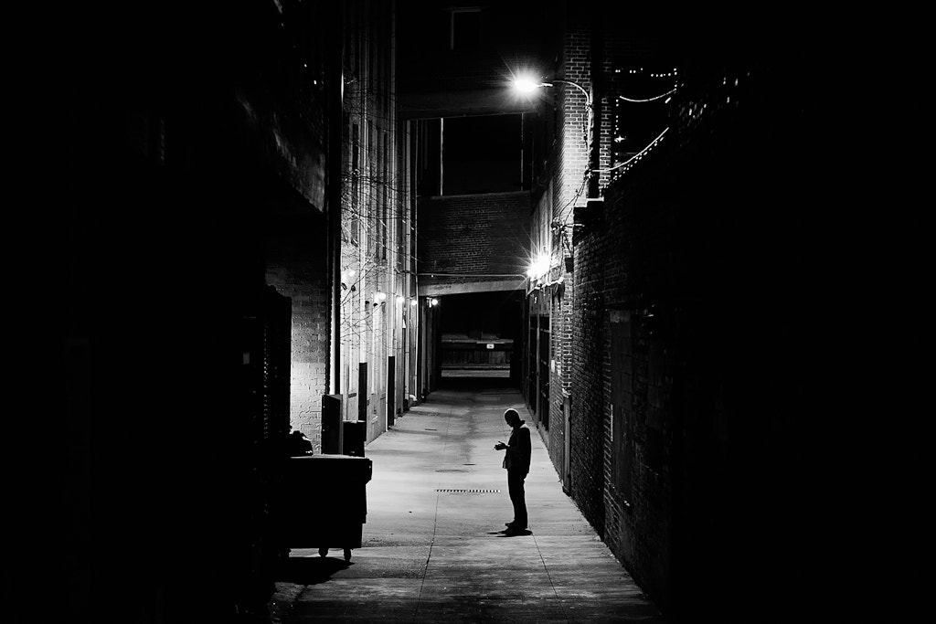 Photograph Solitary by Tony Wayman on 500px