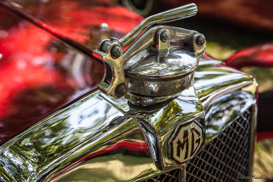 MG Grill and Radiator
