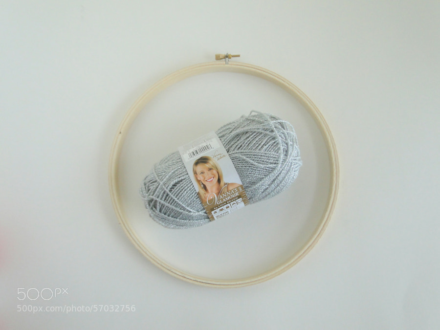 crochet swatch hoop art by plus3crochet on 500px.com