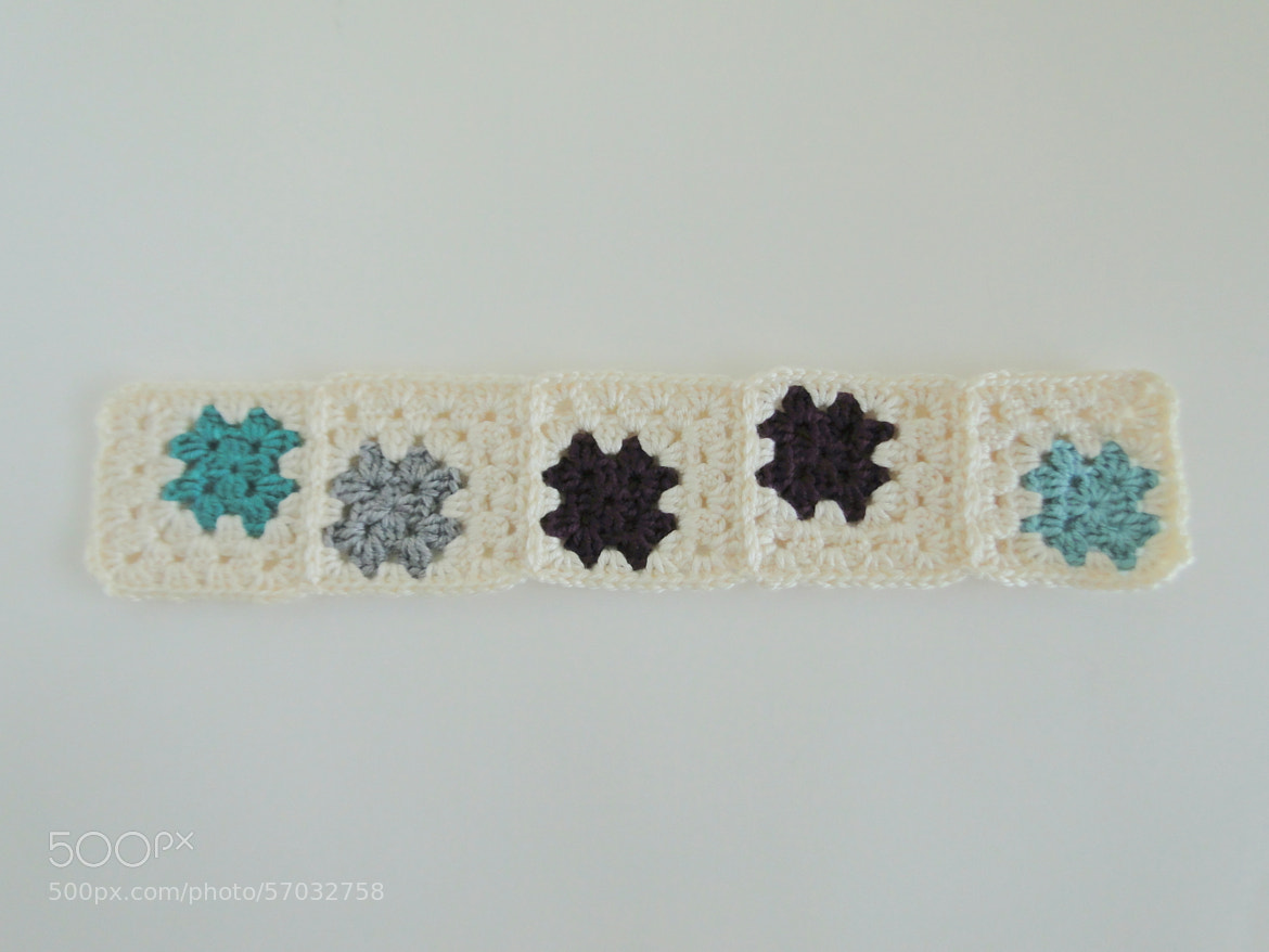 2014 crochet mood blanket: week 1
