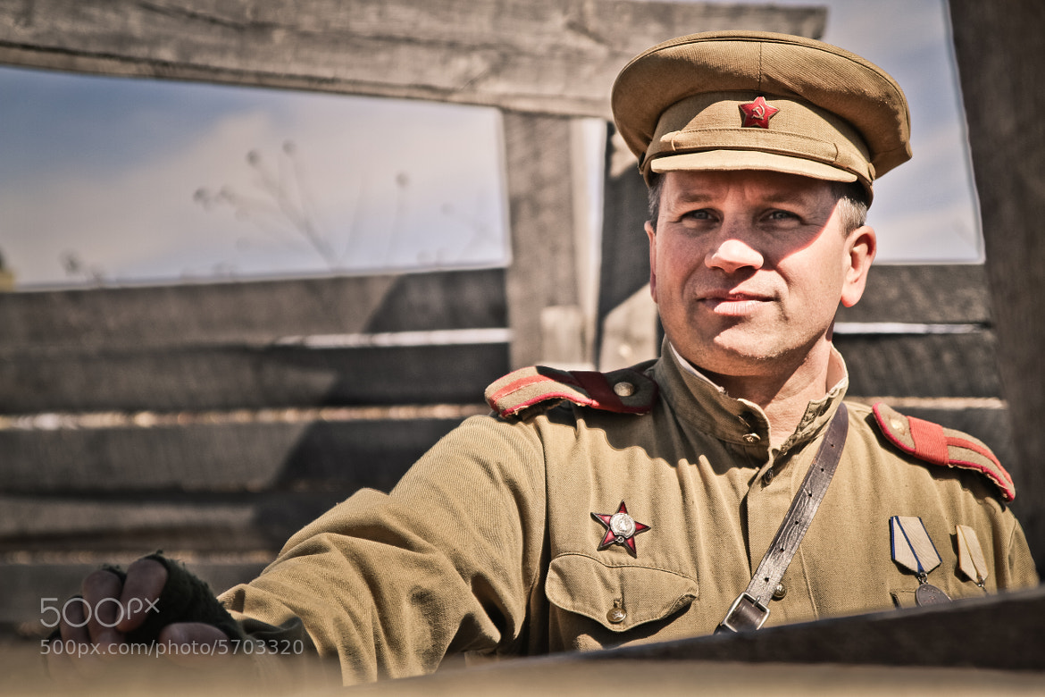 Photograph Commissar by Kelsey Freeman on 500px