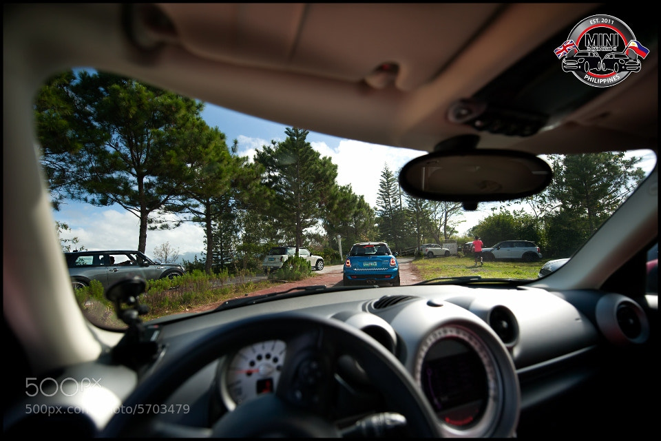 Photograph It's More Fun Inside a MINI by Wade Cruz on 500px