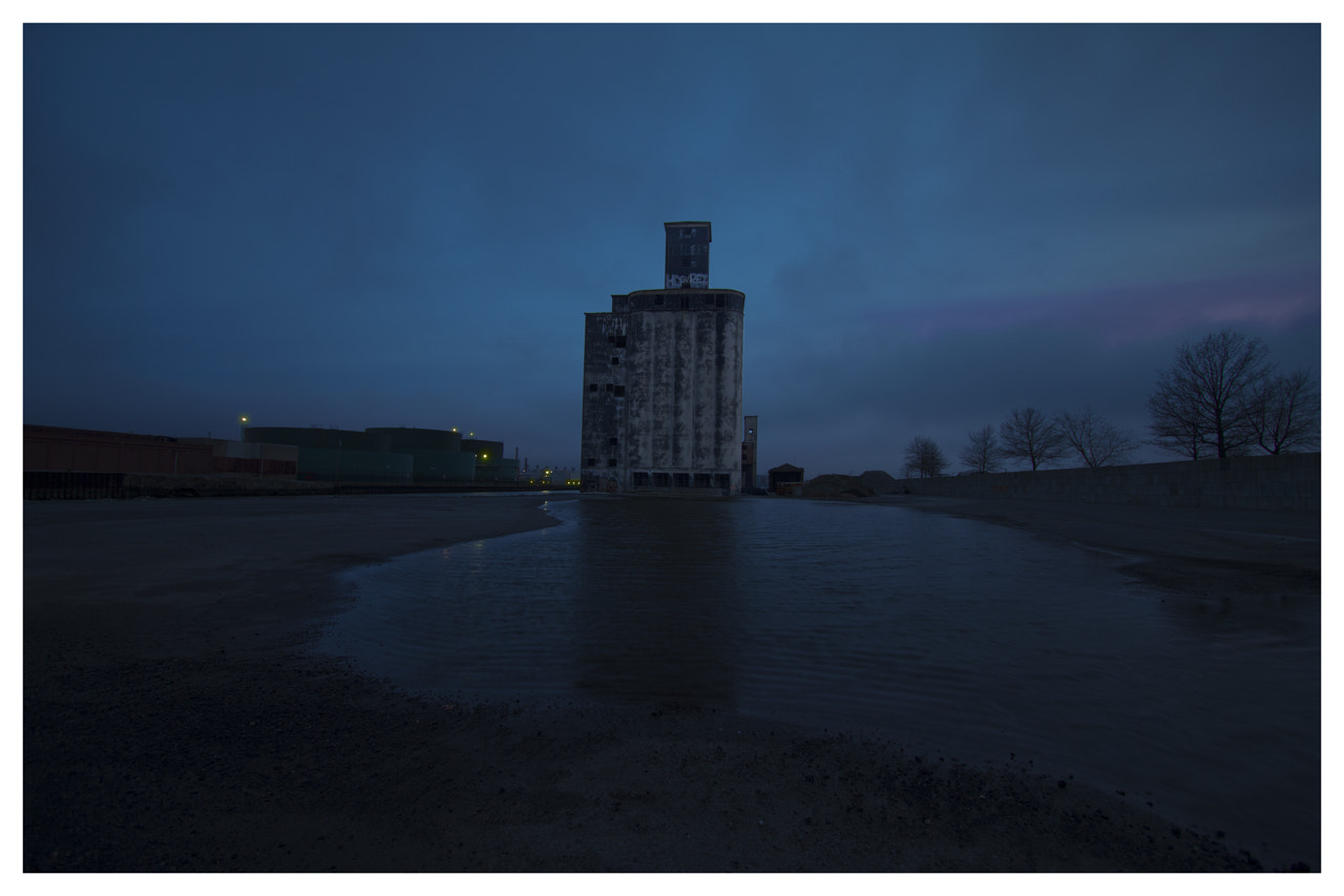 Photograph Red Hook Grain Silo by Logan Hicks on 500px