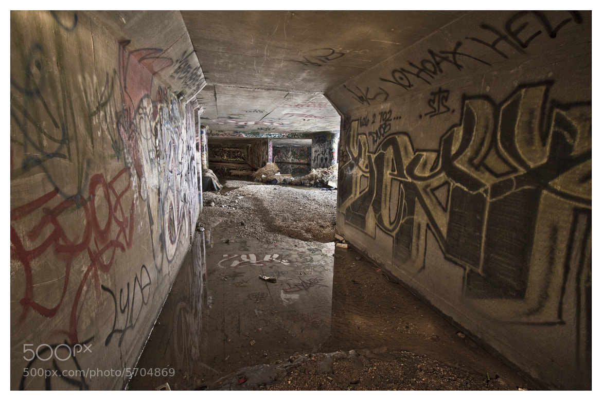 Photograph Las Vegas Drainage Tunnels by Logan Hicks on 500px