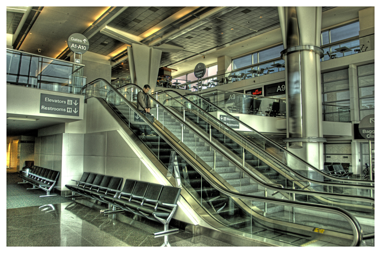 Photograph San Francisco Airport by Logan Hicks on 500px