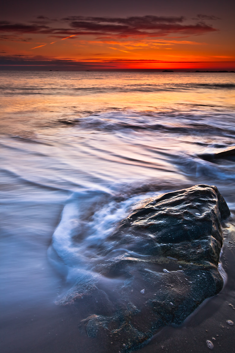 Photograph Scituate, Massachusetts at sunrise by Rich Williams on 500px