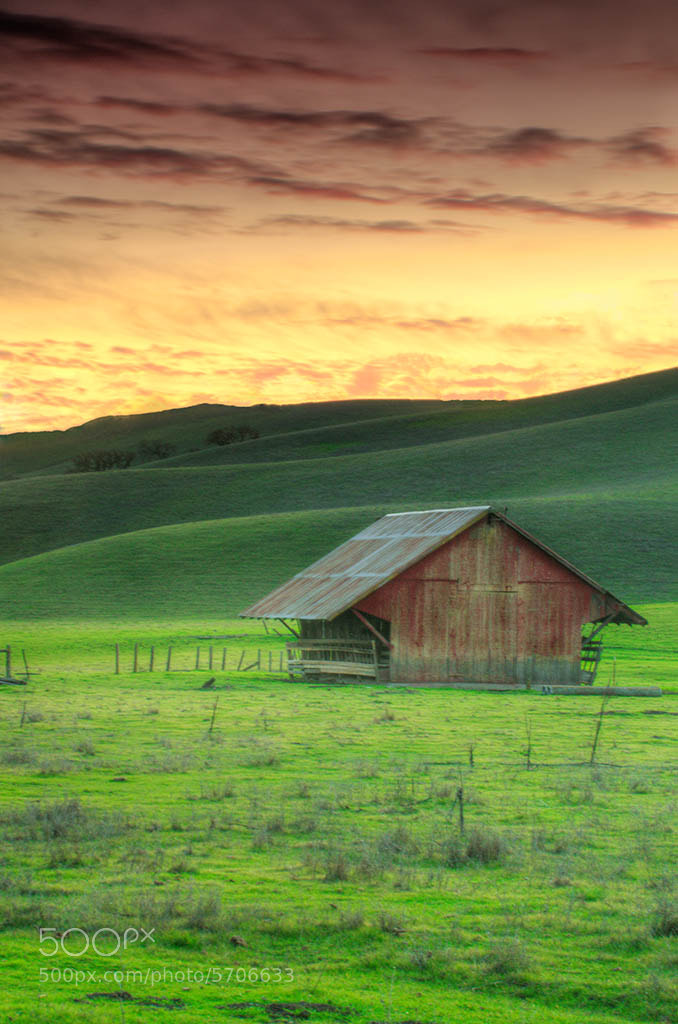Photograph Abandoned farm by Ani Pandit on 500px