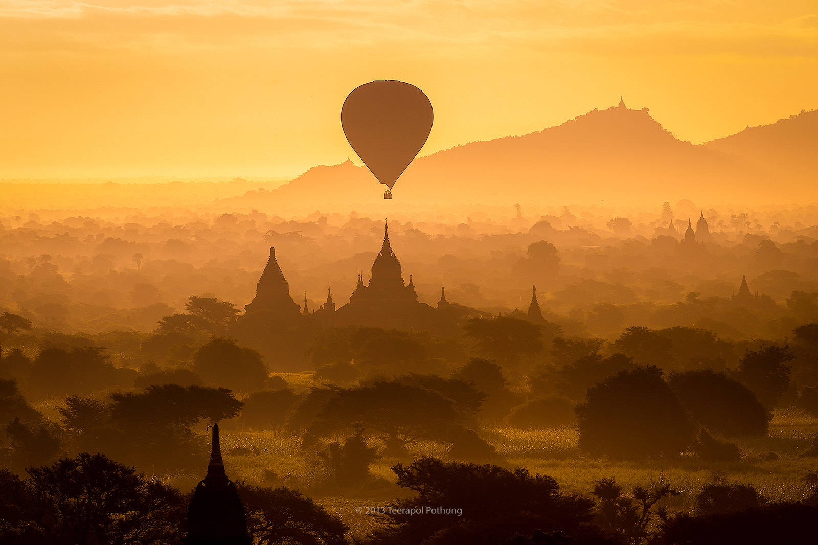 Photograph Bagan... by Teerapol Pothong on 500px