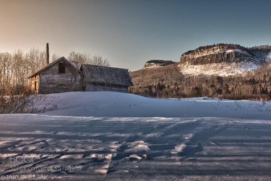 Photograph Ghost Town by Jakub Šišák on 500px