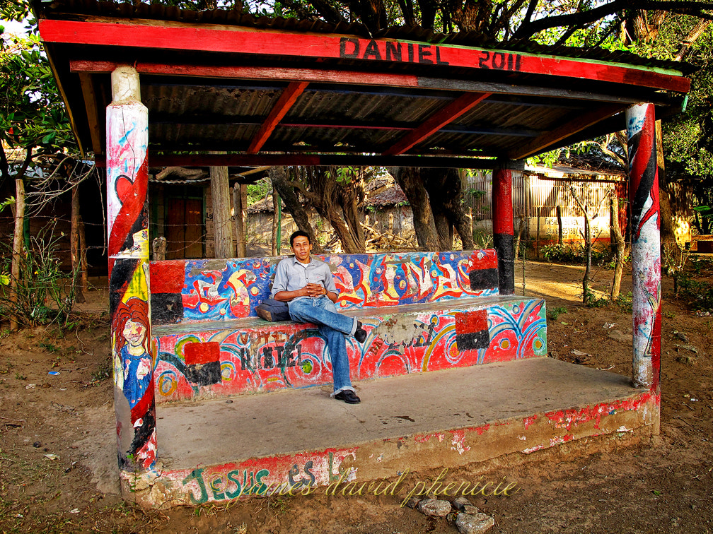 Photograph Nicaragua 2012:  Waiting for the bus to Rivas by James David Phenicie on 500px