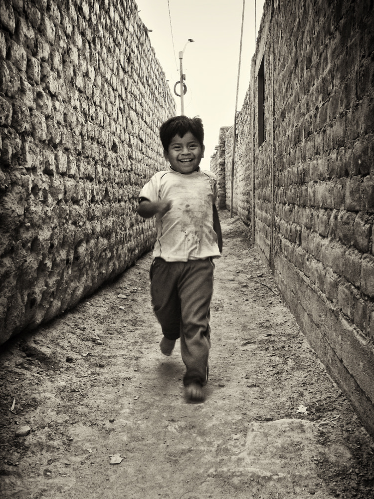 Photograph The kid. by Mike Joints on 500px