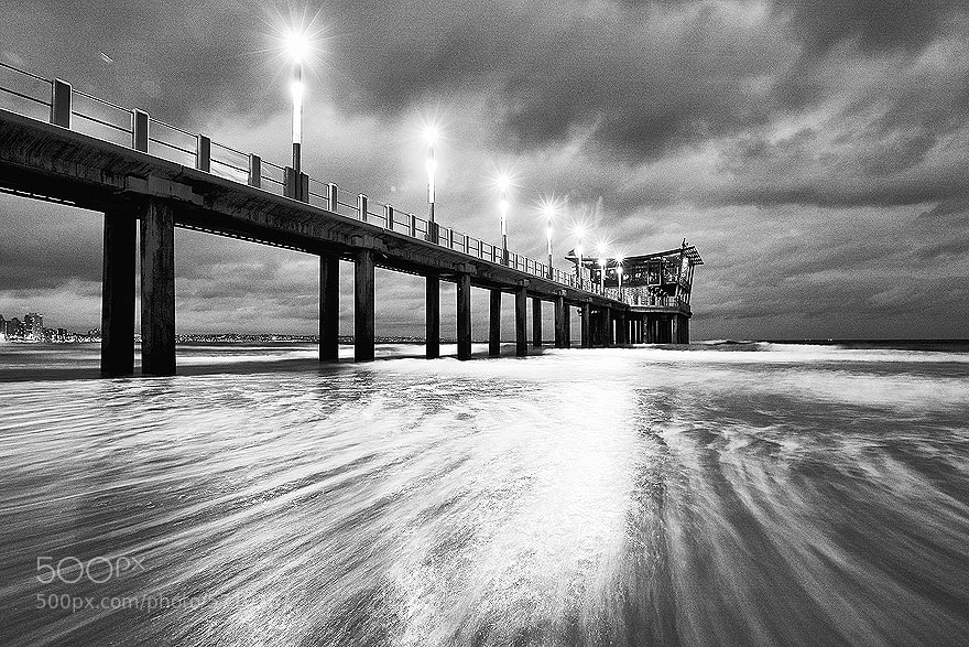 Photograph Moyo Pier, Durban by Dennis Guichard on 500px