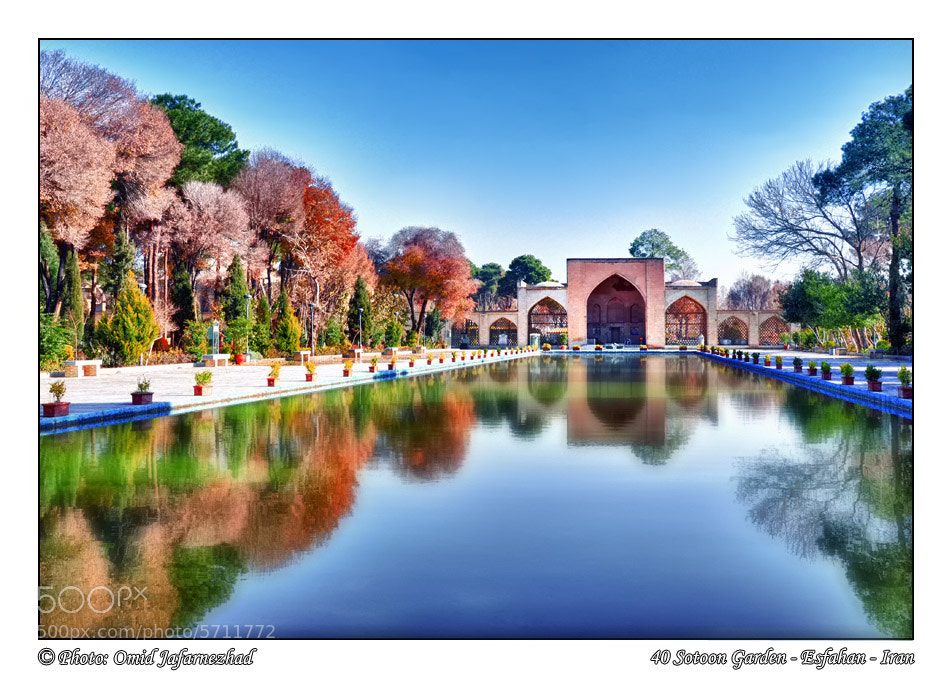 Photograph Esfahan  by Omid Jafarnezhad on 500px