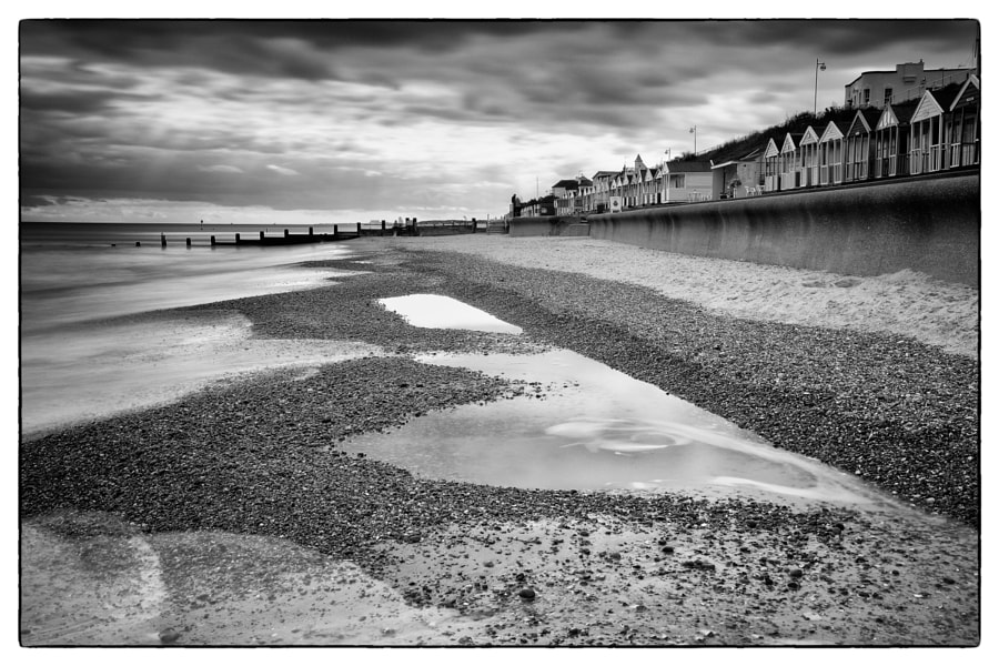 Tide Pools, Southwold Beach