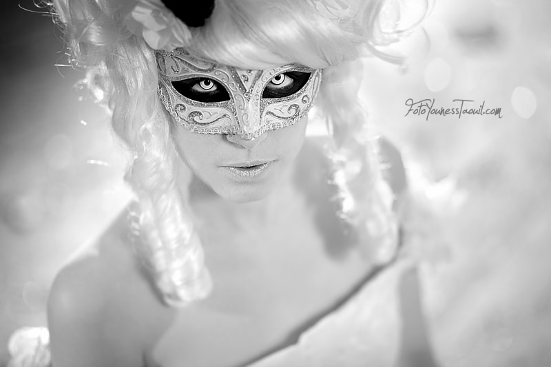 Photograph White Lady by Youness Taouil Photographer on 500px