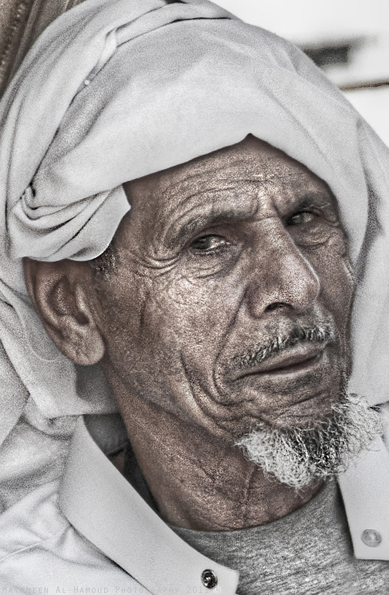 Photograph All stories of life in his eyes by Mayameen AlHamoud on 500px