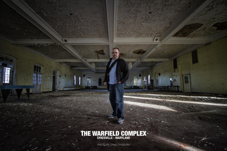 The Theater - Warfield Complex