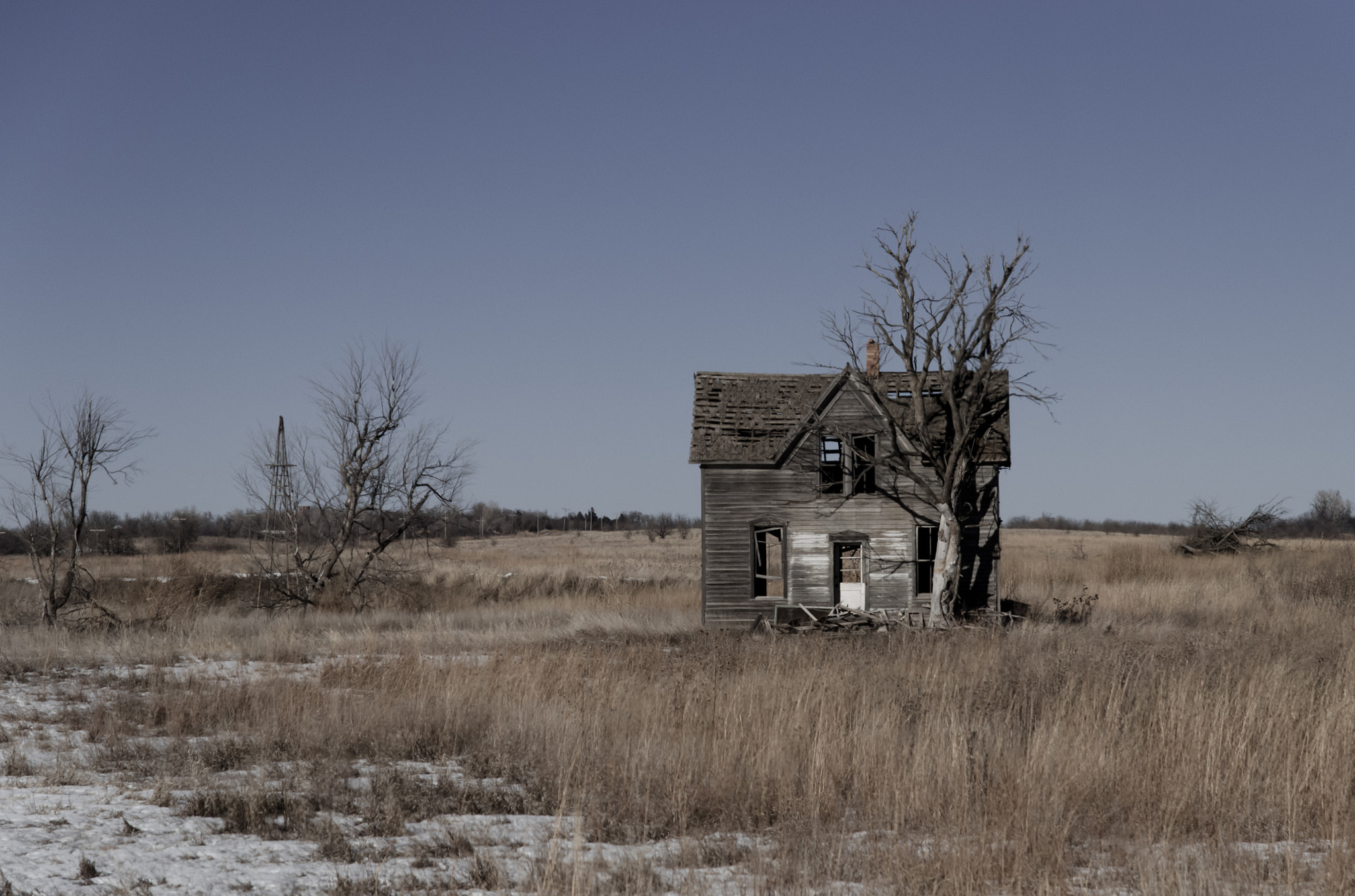 Photograph Abandoned by Linda Trine on 500px
