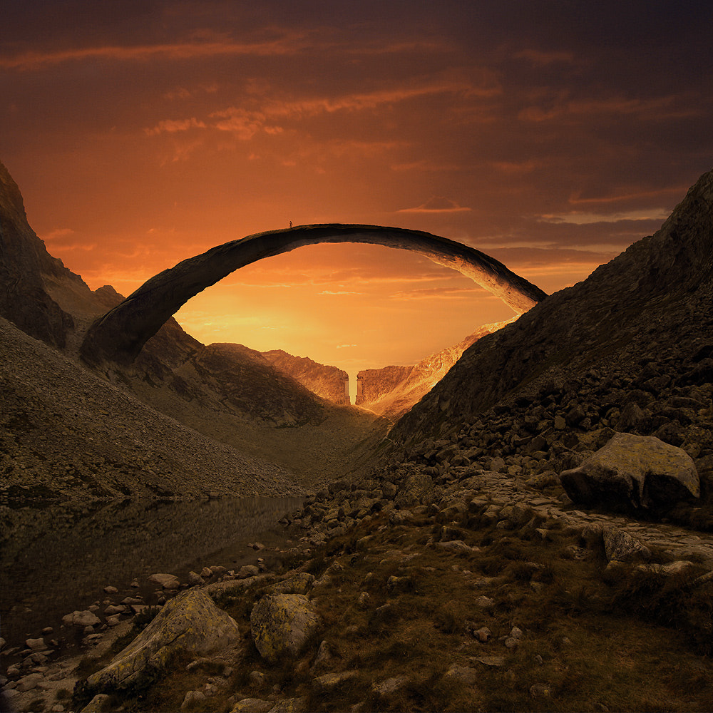 Photograph Middle Earth Passage by Karezoid Michal Karcz  on 500px