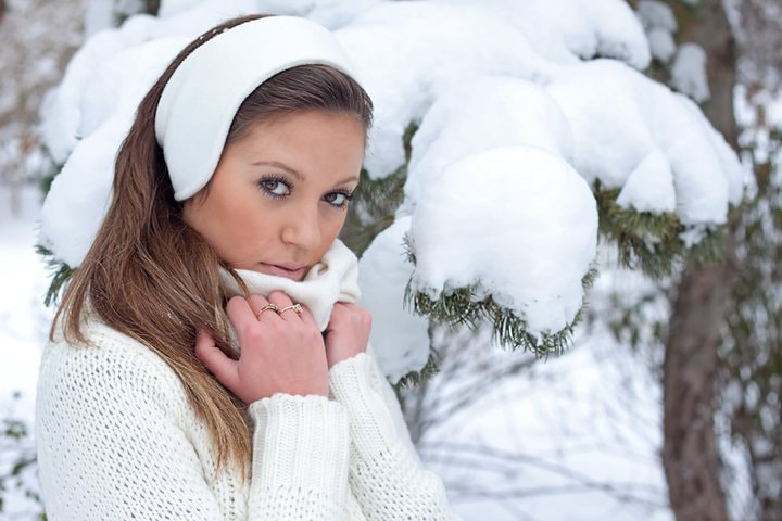 Photograph Winter Portrait II by Steven Bishop on 500px