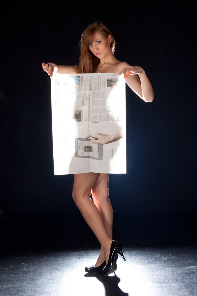 Photograph Newspapers are hot by Steven Bishop on 500px