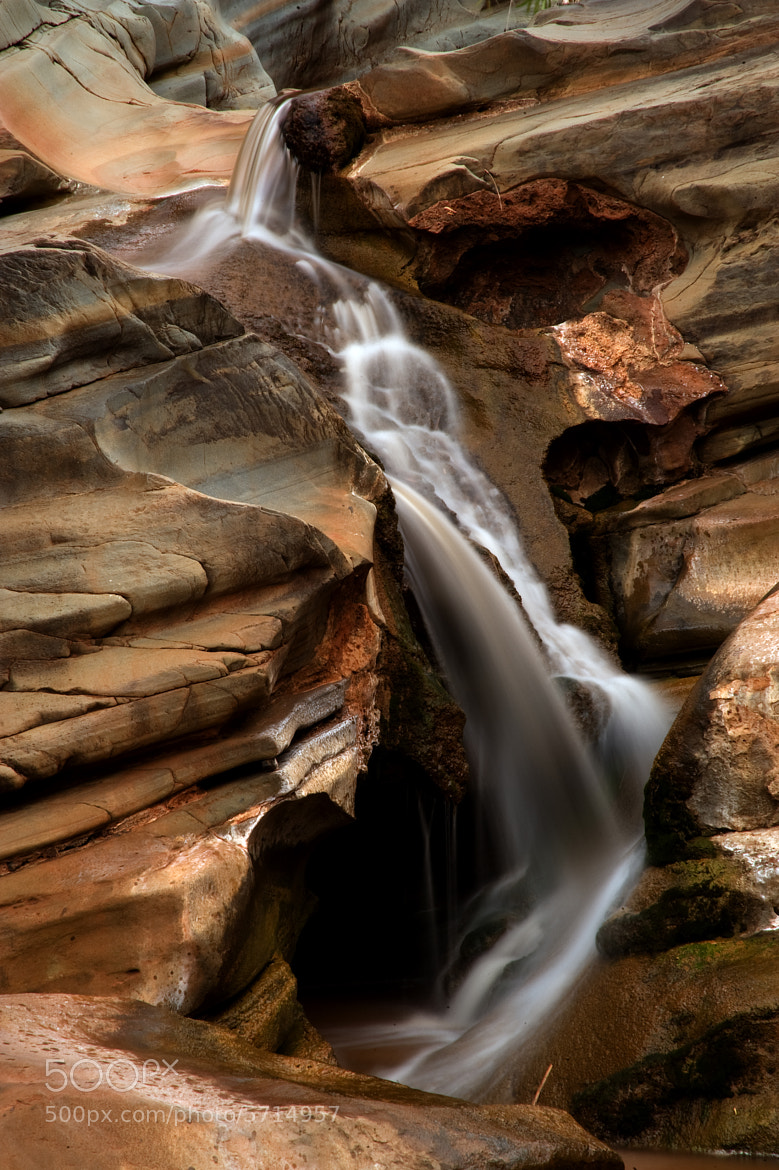 Photograph  Hamersley Gorge  by William Greenfield on 500px