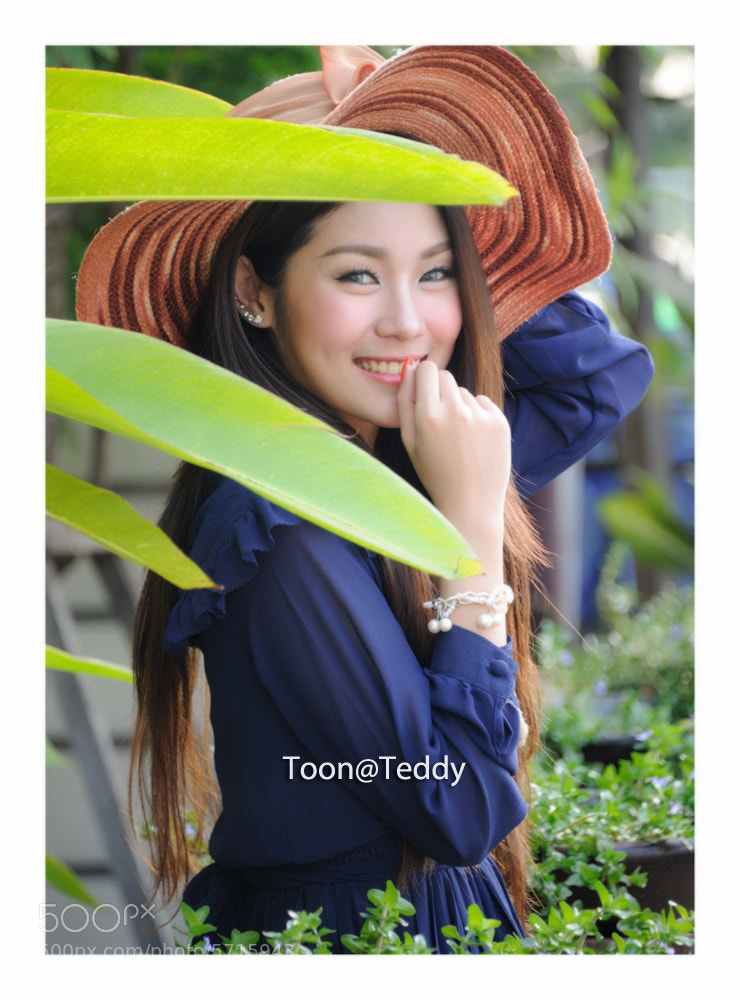 Photograph Toon@Teddy inthe garden.Korat.. by Pojpong Netcharoen on 500px
