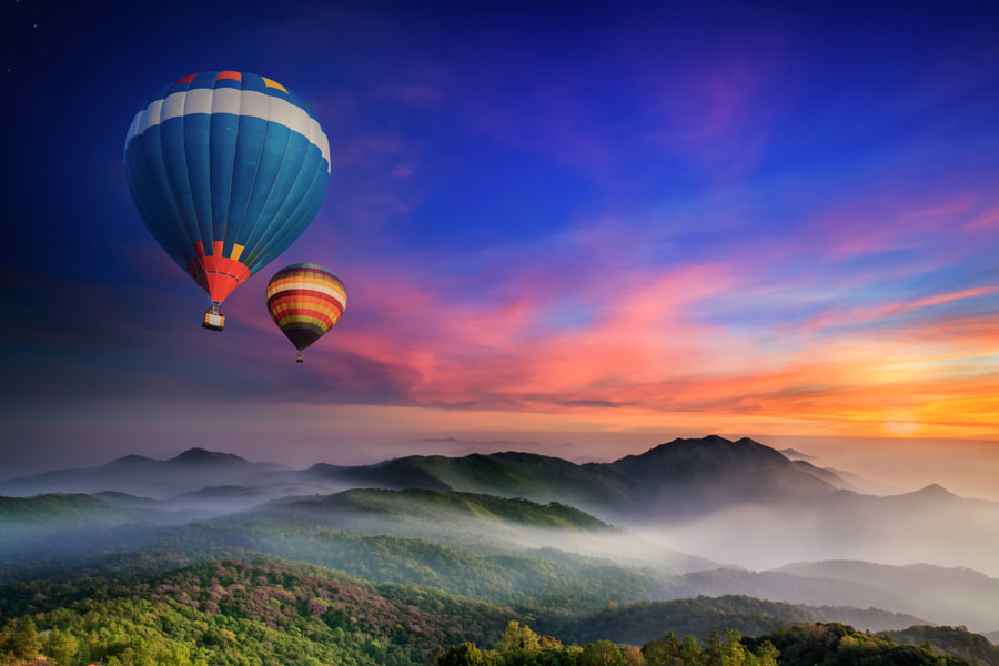 Doi Inthanon National park by Anek S on 500px.com