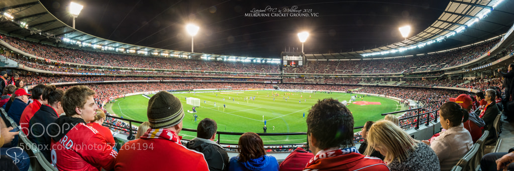 Photograph Liverpool FC in Melbourne by sactyr photography on 500px