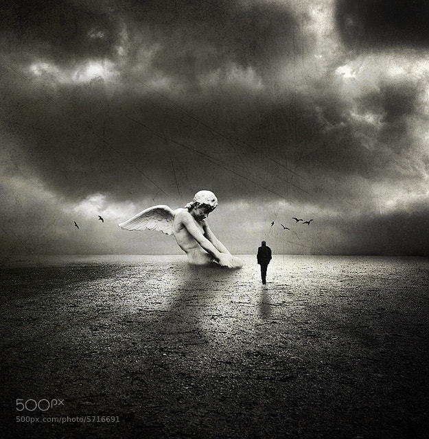 Photograph Silent Angel by George Christakis on 500px