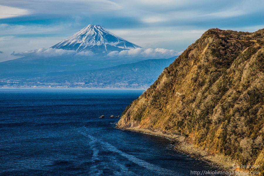 Distant Fuji