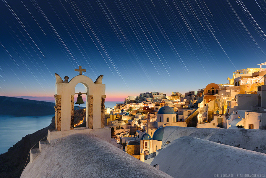 Moments In Time | Oia Santorini by Elia Locardi on 500px.com