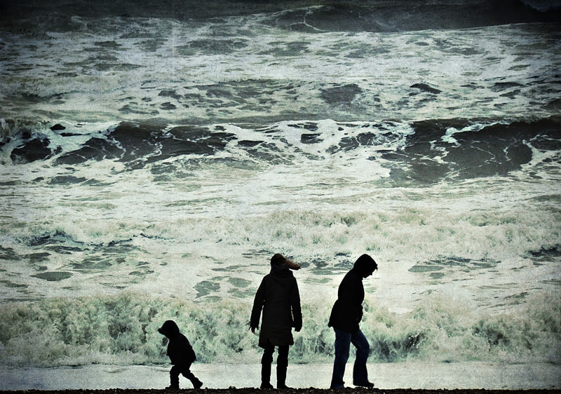 Photograph Rough Waters (Conflict) by Mojca Savicki on 500px
